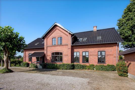 Villa på Østermarksvej i Odder - Ejendommen