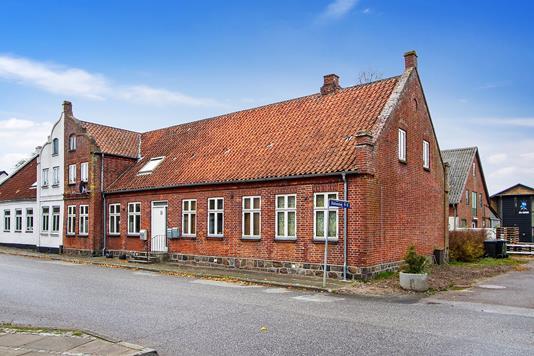 Villa på Stationsvej i Odder - Ejendommen