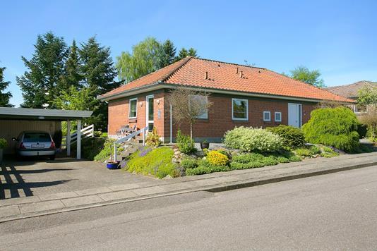 Villa på Søndervej i Hundslund - Ejendommen