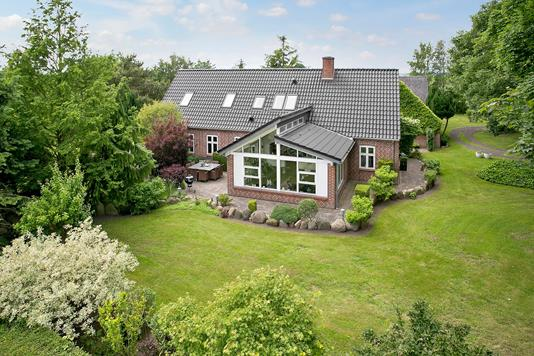 Villa på Smederupvej i Odder - Ejendommen