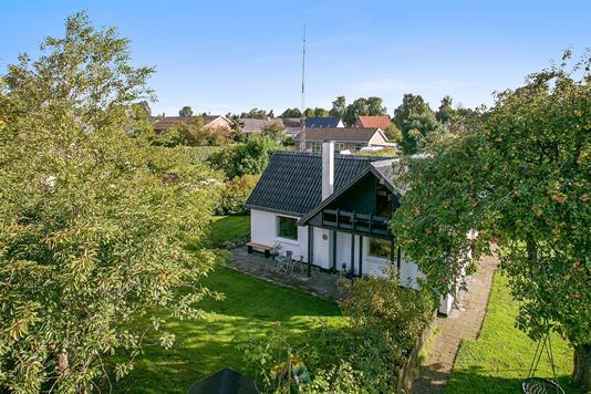 Villa på Horsensvej i Odder - Ejendommen