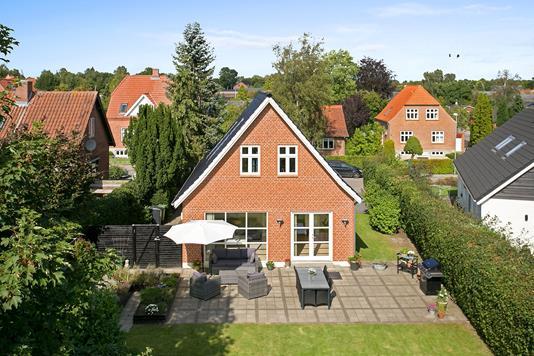 Villa på Randlevvej i Odder - Ejendommen