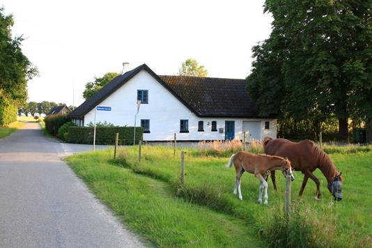 Villa på Hedemarksvej i Odder - Ejendommen