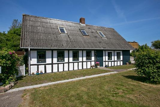 Villa på Alrøvej i Odder - Ejendommen