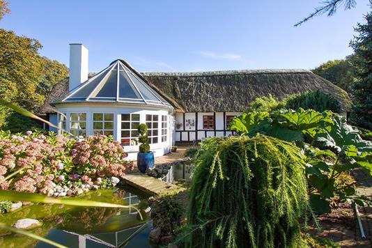 Villa på Oldrupvej i Hundslund - Ejendommen