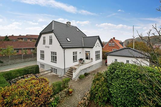 Villa på Snærildvej i Odder - Ejendommen