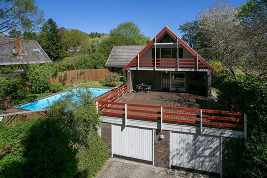 Villa på Solbrinken i Odder - Ejendommen