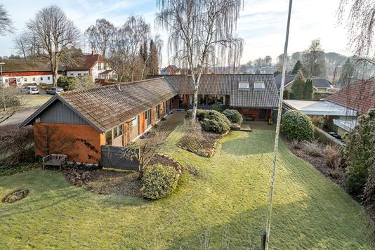 Villa på Tjørnevej i Odder - Ejendommen