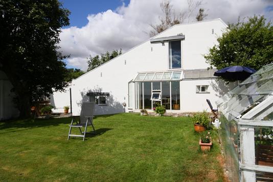 Villa på Rudehusvej i Odder - Ejendommen