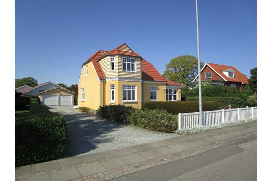 Villa på Strandgade i Odder - Ejendommen