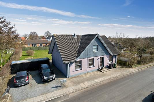 Villa på Murervej i Odder - Ejendommen