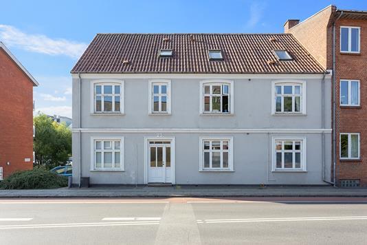 Ejerlejlighed på Nørregade i Odder - Ejendommen
