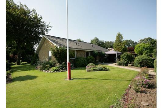 Villa på Præstevejen i Skjern - Facade