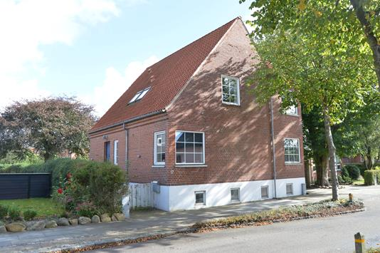 Villa på Pilealle i Skjern - Facade