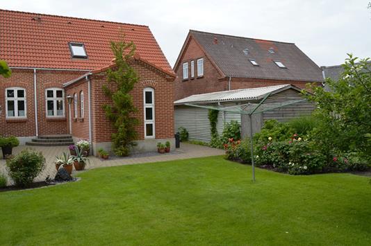 Villa på Nygade i Skjern - Facade