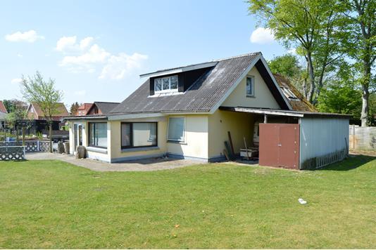 Villa på Kongevej i Skjern - Facade
