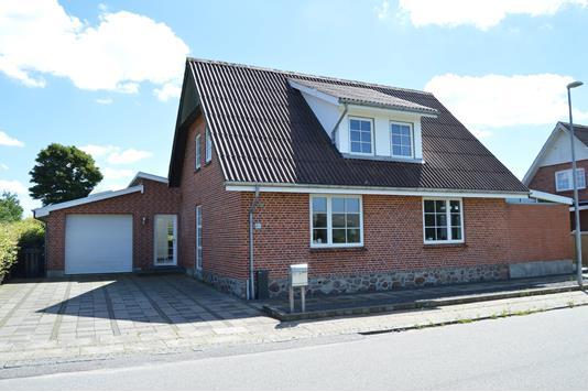 Villa på Sæddingvej i Skjern - Facade