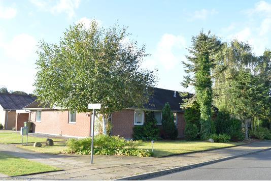 Villa på Sneppevej i Skjern - Facade