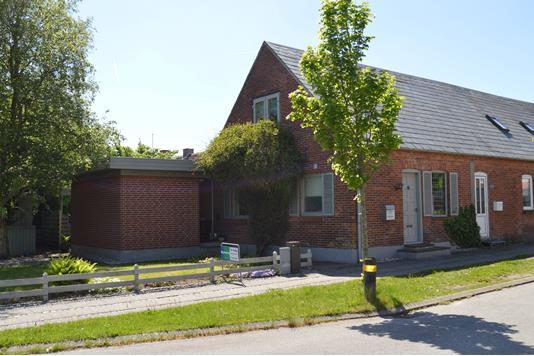 Villa på Mosevej i Skjern - Facade