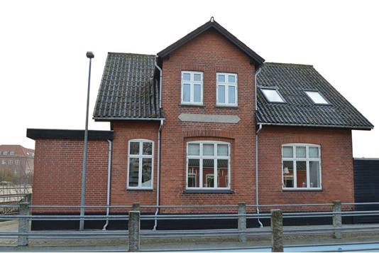 Villa på Poppelalle i Skjern - Facade