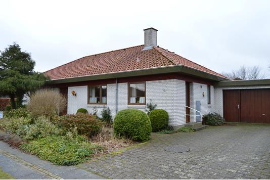 Villa på Tingbakken i Skjern - Facade