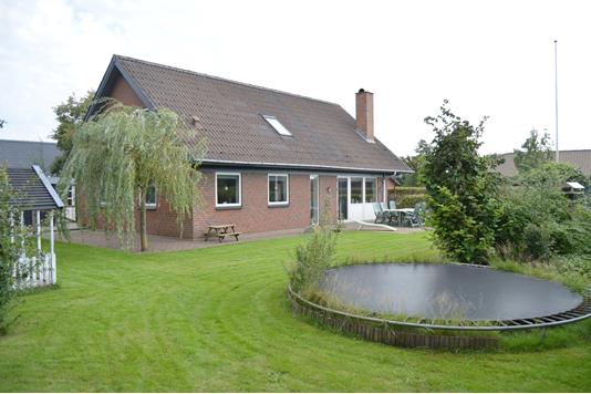 Villa på Fresiavej i Skjern - Facade
