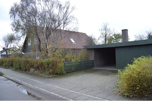 Villa på Grønagervej i Skjern - Facade