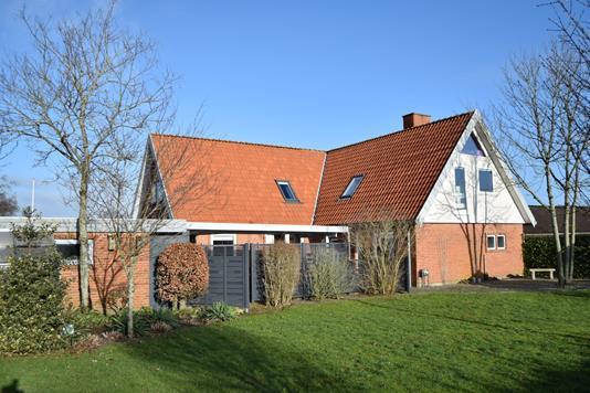 Villa på Dalbrinken i Skjern - Andet