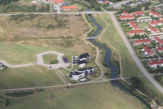 Helårsgrund på Klosterholmen i Skjern - Andet
