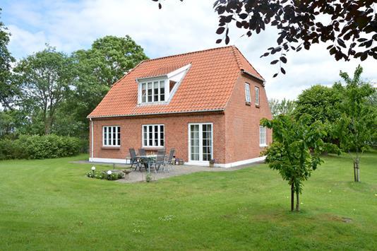 Villa på Bavnehøj i Skjern - Facade