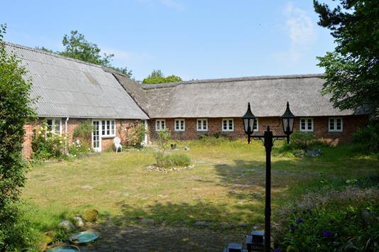 Villa på Stauningvej i Skjern - Facade