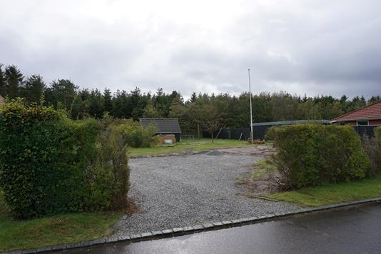 Helårsgrund på Præstegårdsvej i Skjern - Byggegrund