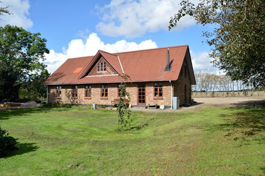 Villa på Slumstrupvej i Skjern - Facade