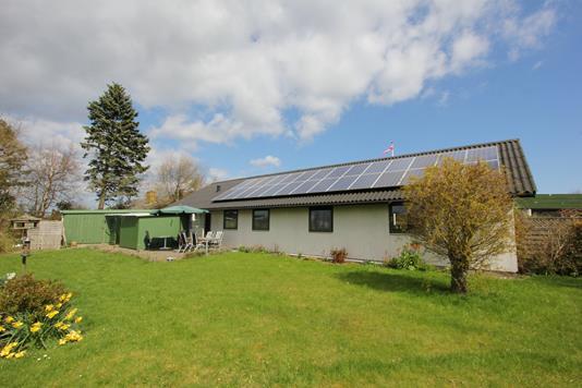 Villa på Bøgevej i Idestrup - Ejendommen