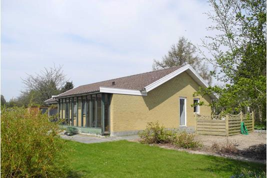 Villa på Blishøjvej i Væggerløse - Ejendommen