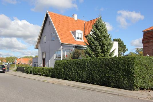 Villa på Vestensborg Alle i Nykøbing F - Ejendommen