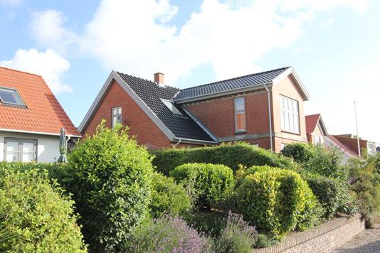 Villa på Gåbense Strandvej i Nørre Alslev - Ejendommen