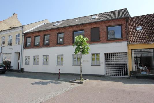 Villa på Vestergade i Stubbekøbing - Ejendommen