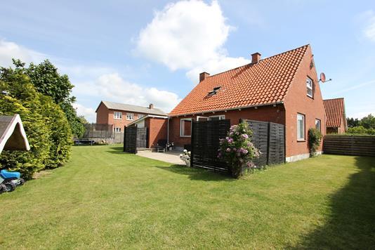 Villa på Eskilstrup Vestergade i Eskilstrup - Ejendommen