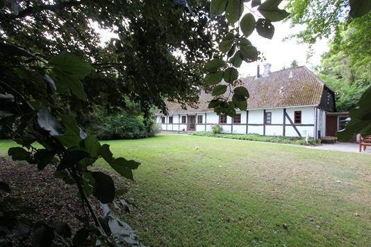 Villa på Flintingevej i Toreby L - Ejendommen