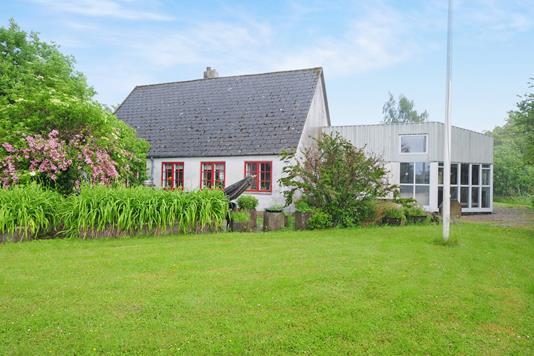 Villa på Næbvej i Præstø - Ejendommen