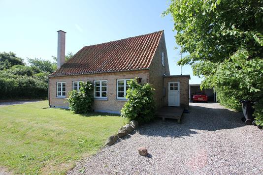 Villa på Vestermark i Toreby L - Ejendommen