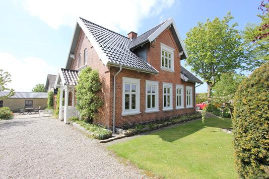 Villa på Gaabensevej i Eskilstrup - Ejendommen