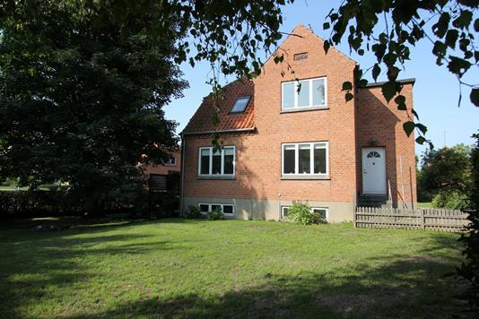 Villa på Froensevej i Eskilstrup - Ejendommen