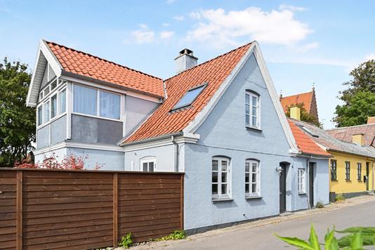 Villa på Ringgårdsstræde i Stubbekøbing - Ejendom 1