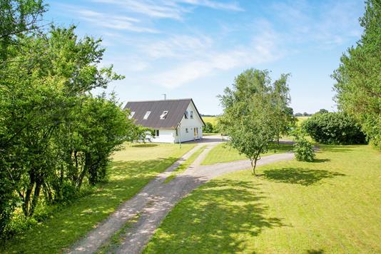 Villa på Meelsevej i Horbelev - Ejendommen