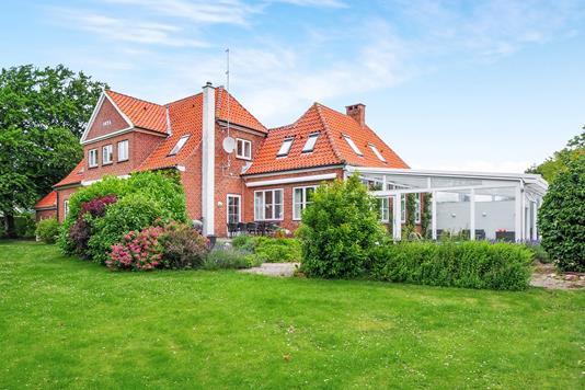 Villa på Stavrebyvej i Gedser - Ejendommen