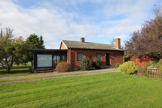 Villa på Møllevej i Toreby L - Ejendommen