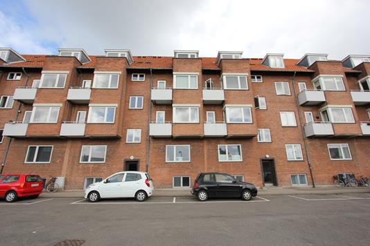 Ejerlejlighed på Frisegade i Nykøbing F - Ejendommen