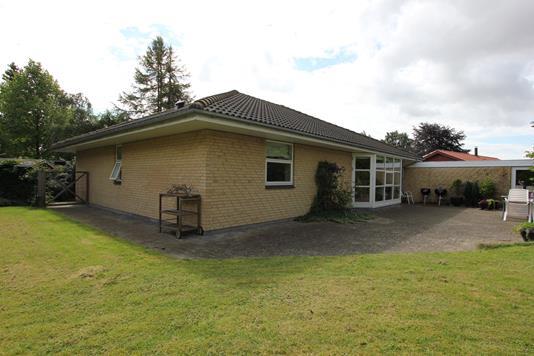 Villa på Ægirsvej i Væggerløse - Ejendommen